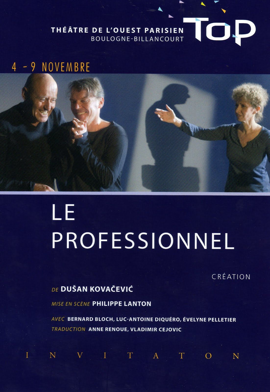 Kovacevic-Professinnel-affiche-2